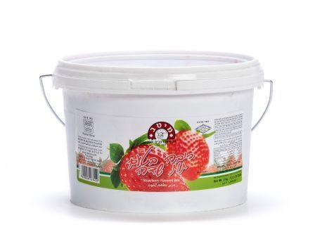 Strawberry Flavored jam - 3 kg