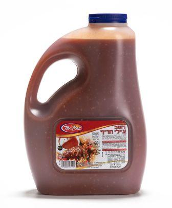 Hot Chili sauce - 4 liters